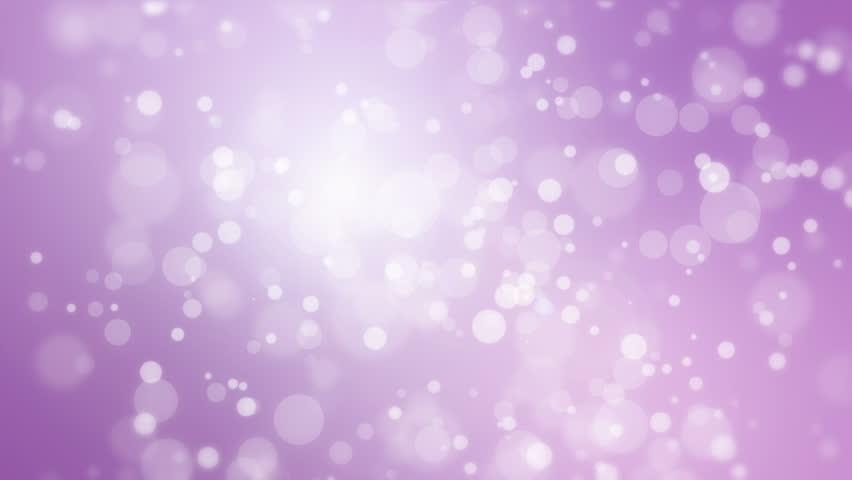 Brilliant Light Effects Background Elegant Hd Light: Beautiful Festive Soft Purple Background Stock Footage