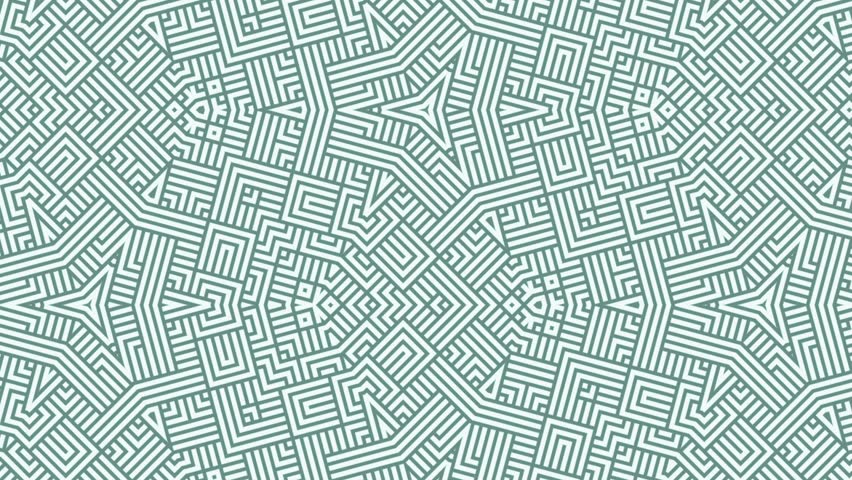 geometric linear background (Kaleidoscope)