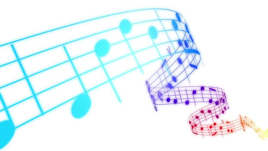 notas musicales videos de metraje en stock shutterstock