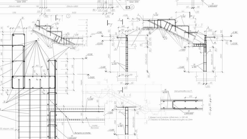 Header of construction