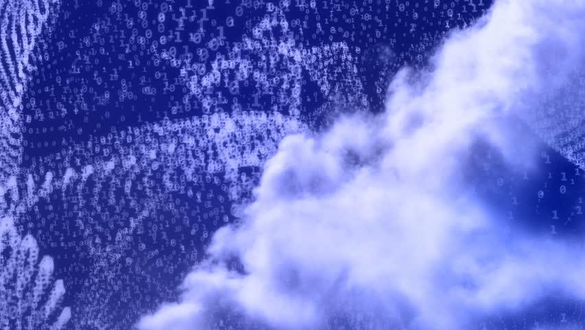Data cloud   Shutterstock HD Video #23297086