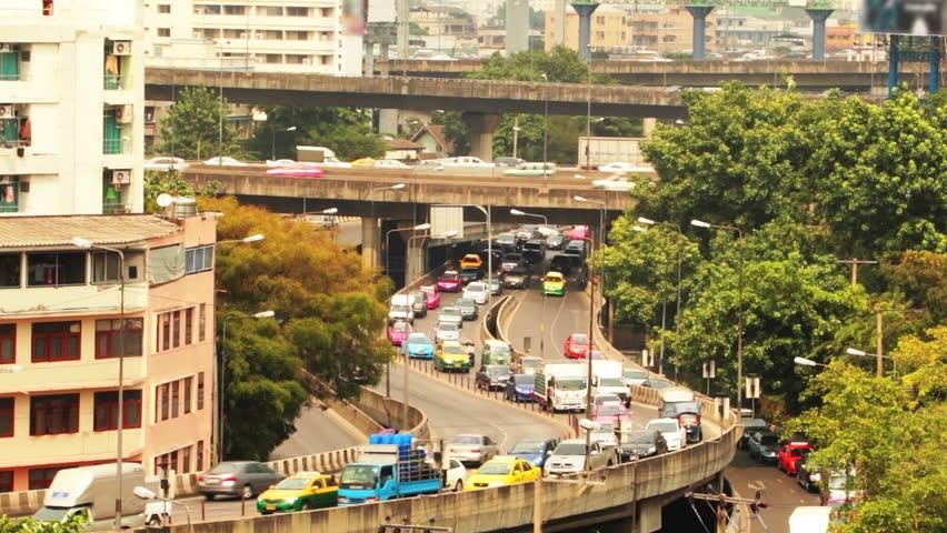 Traffic, time-lapse | Shutterstock HD Video #2336486