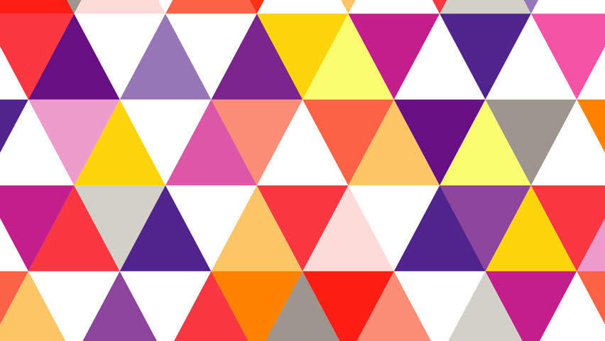 Geometric Abstract Colorful Background Animation Stock Footage Video 100 Royalty Free 23424106 Shutterstock