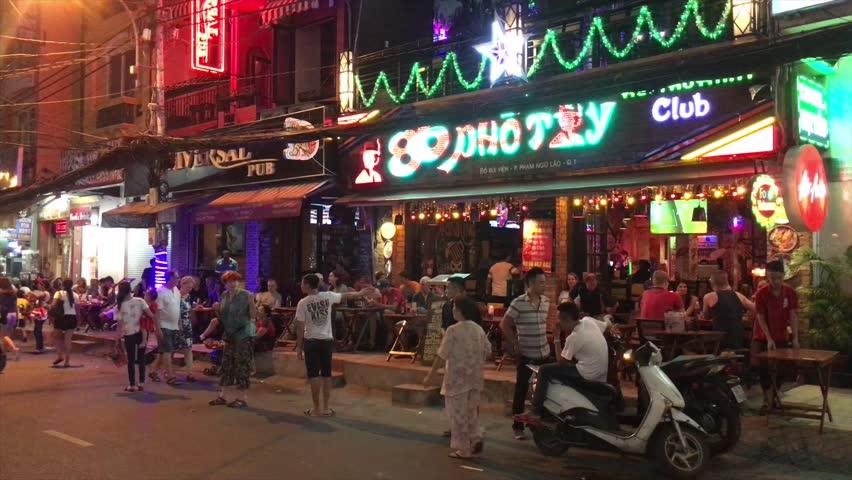 Saigon, Vietnam - December 19, Stock Footage Video (100% Royalty-free)  23531386 | Shutterstock