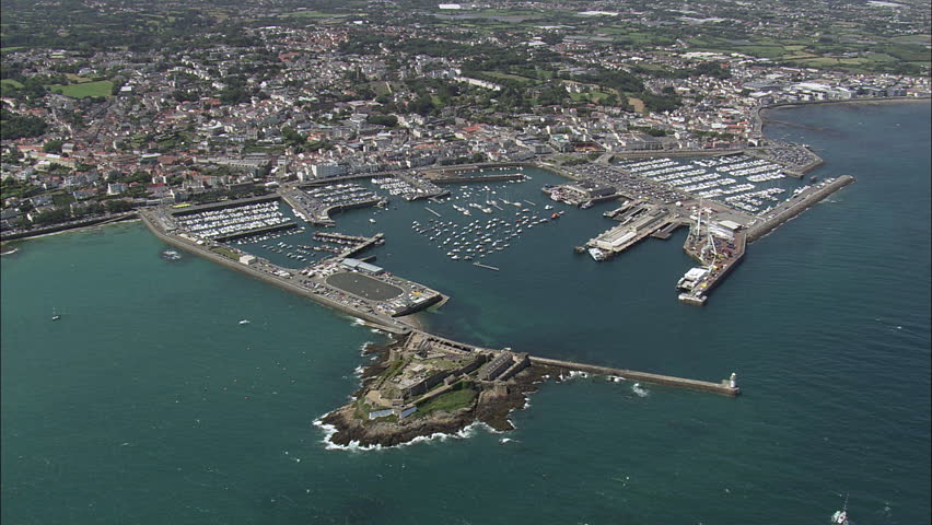 St Peter's Port Harbour