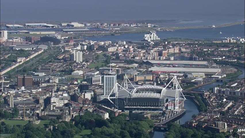 Cardiff Centre | Shutterstock HD Video #23667436