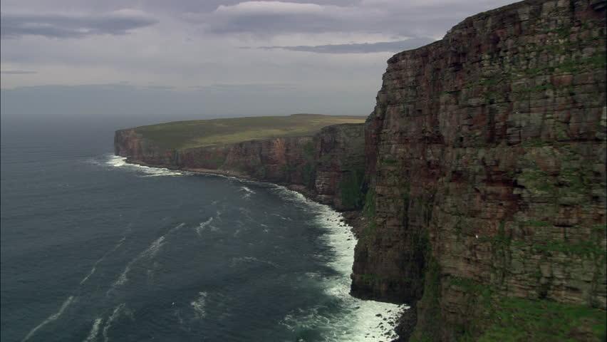 Cliffs Around Hoy
