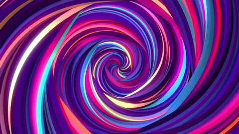 Seamless candy VJ loop for music video, LED screens, show, event, broadcast, slideshow and other media projects. Candy neon background for holidays videos.