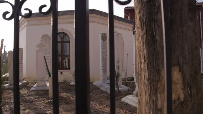 An Old Ottomanian Cemetery