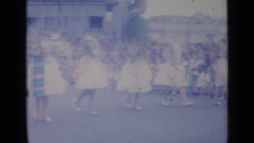 Header of pageantry