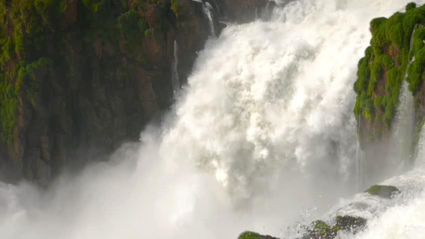 Iguazu Falls - Argentine Side | Shutterstock HD Video #24502556