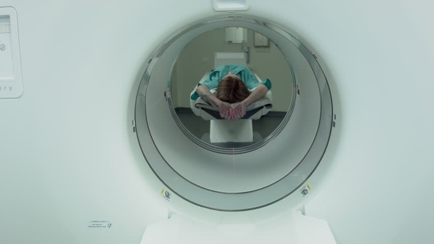 Tomography- Patient on magnetic resonance imaging | Shutterstock HD Video #24647426