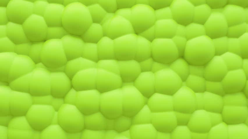 Abstract Liquid Spheres Background, 3d Loopable Animation 4k | Shutterstock HD Video #24765266
