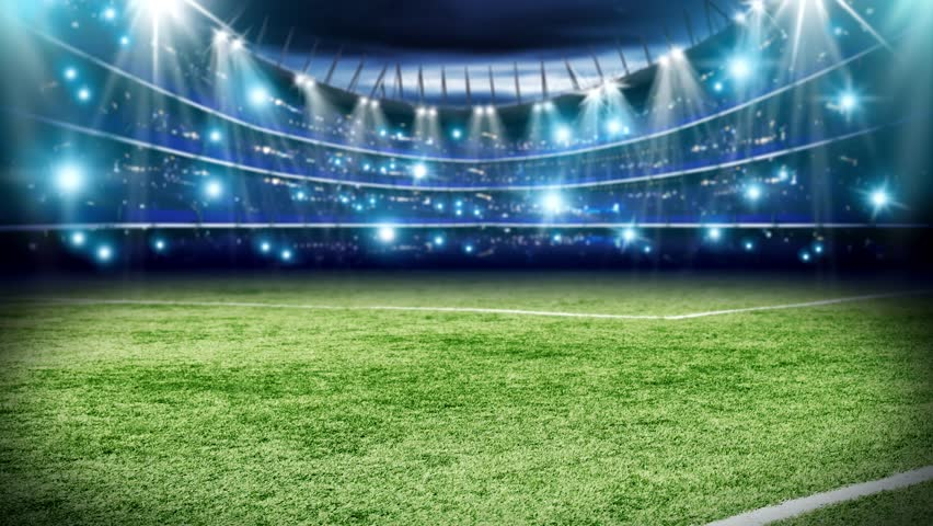 Stadium Light Stock Footage Video 13687910 | Shutterstock