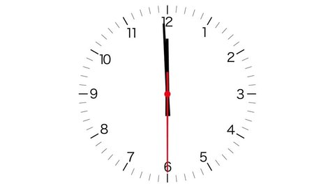 Watch , with number , 12 o'clock