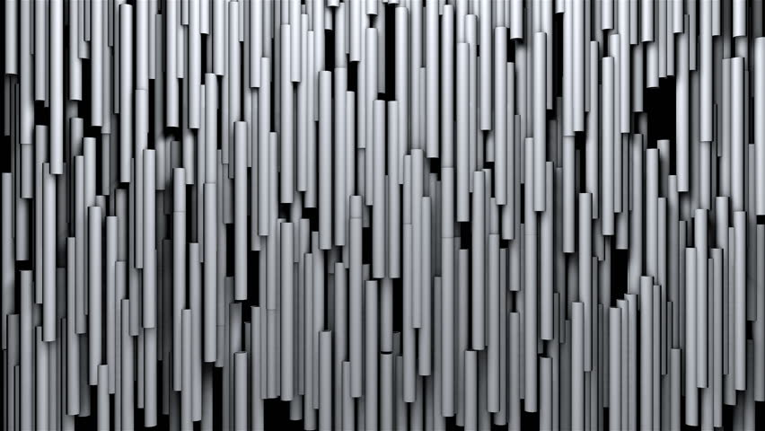 Background of pipes white | Shutterstock HD Video #24992306