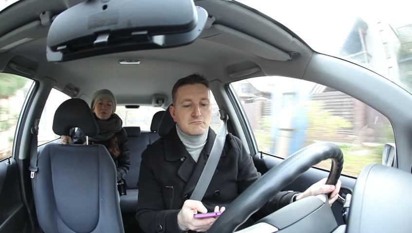 Taxi Driver Ride Small Car Vidéos de stock (100 % libres de droit) 25244666    Shutterstock