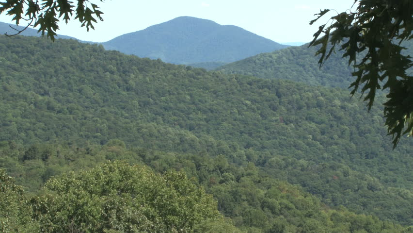 Header of Appalachian Mountains