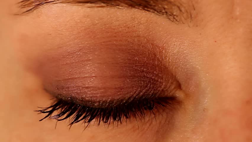 Eye expression closeup - fixing