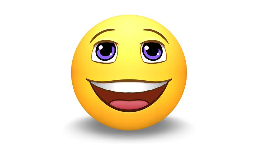 Emoji Loop. Happy, Love, Laugh, Wow, Neutral, Sad, Angry
