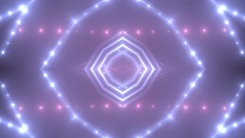 4k Disco Hypnotic Light Centerd Vj Loop Disco Effect: Seamless Looped Cartoon Hypnotic Spiral Animation. Green