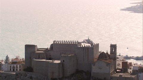 Peniscola Castle Spain, Peniscola, Castellon-2007