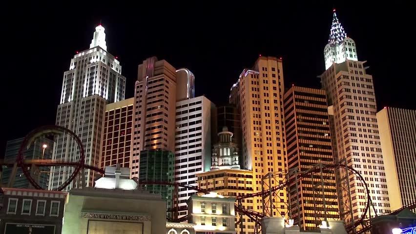 Las Vegas April 18 Stock Footage Video 100 Royalty Free