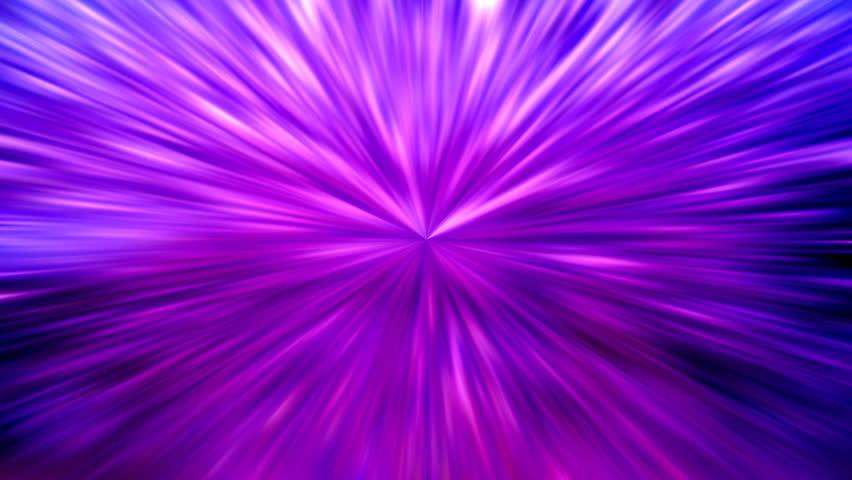 Purple Ray Lights Disco Neon Light Tech Energy Flower