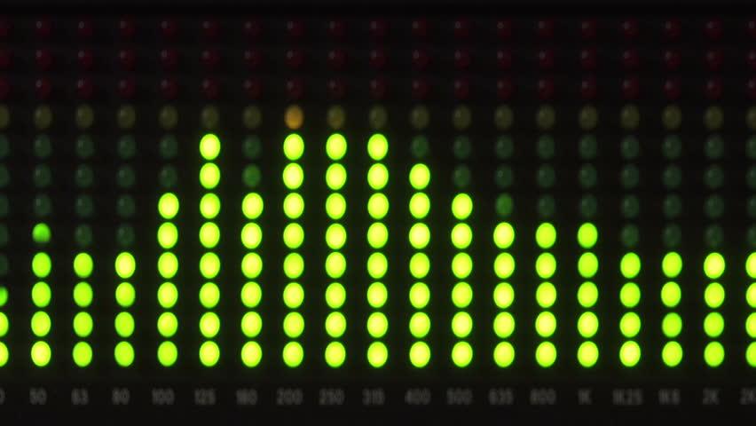 Audio Level Metering   Shutterstock HD Video #26059304