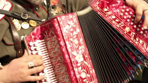 1000+ Traditional Russian Accordion Stock Video Clips and