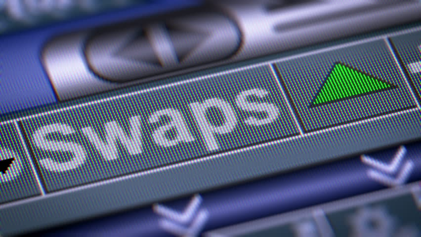 The Index of Swaps on The Screen. Up. Looping. | Shutterstock HD Video #26297729