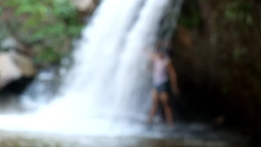 Waterfall blur in Thailand #26447666