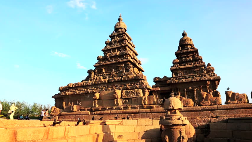 Mahabalipuram Stock Video Footage - 4K And Hd Video Clips -8408