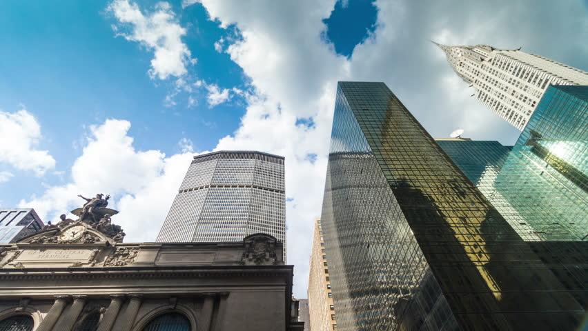 Landmark Skyscrapers in Manhattan