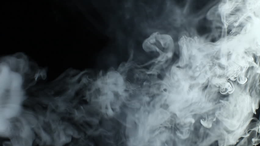 Vapor Like Smoke On A Dark Black Background. Vape Smoke Rings In Motion At  Vape Clouds. Stock Footage Video 27051226   Shutterstock
