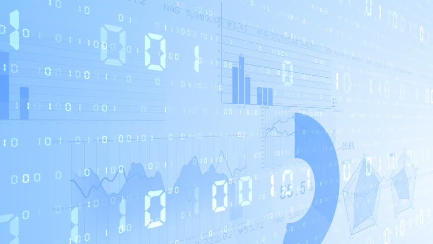 Business data graph digital world space number text. | Shutterstock HD Video #27086326