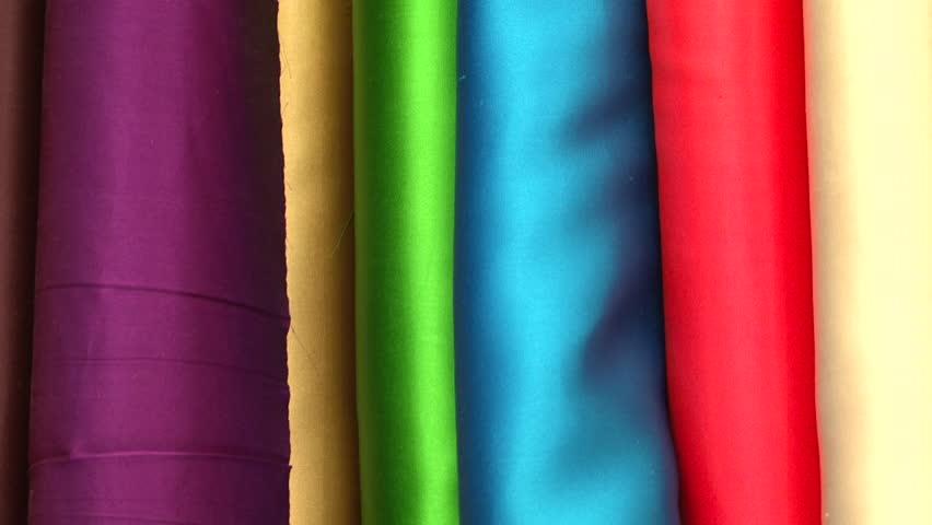 Satin Fabric Colors