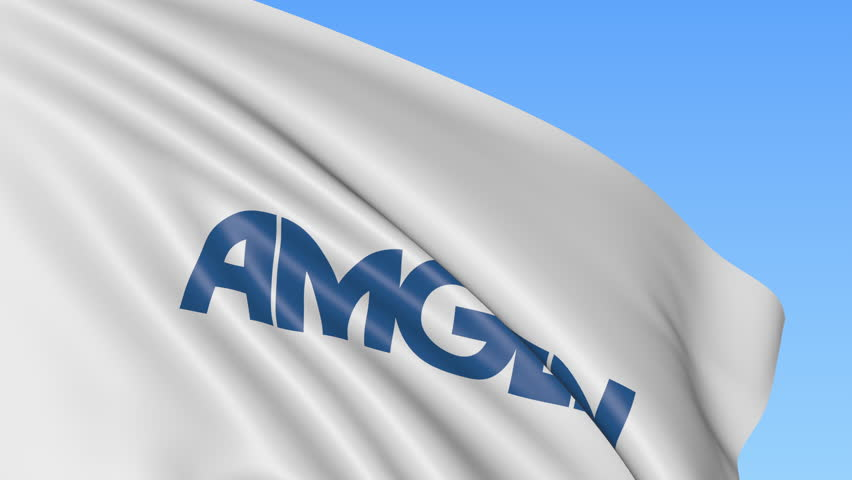 Waving Flag with Amgen Logo  Stock Footage Video (100% Royalty-free)  27457126 | Shutterstock