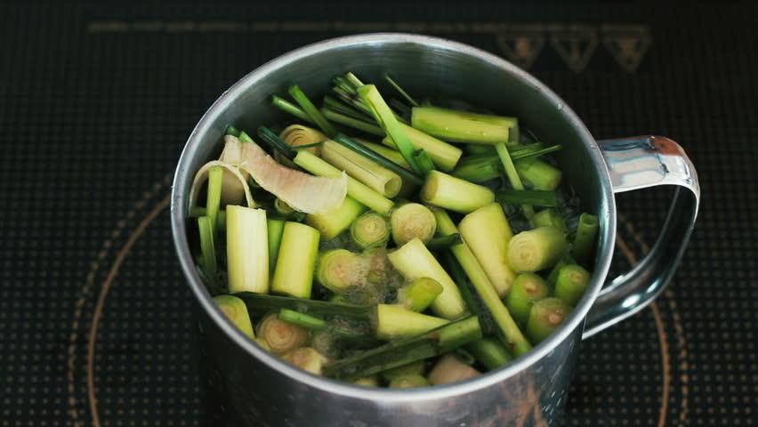 Image result for bpiling lemongrass