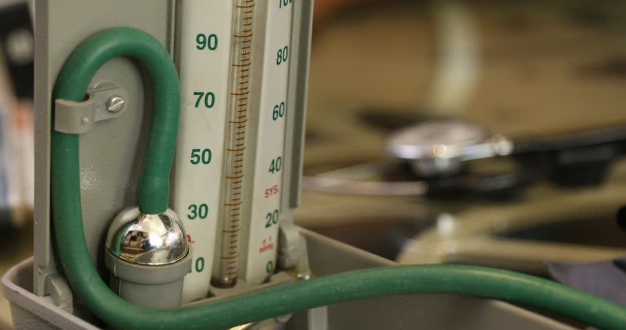 Header of sphygmomanometer