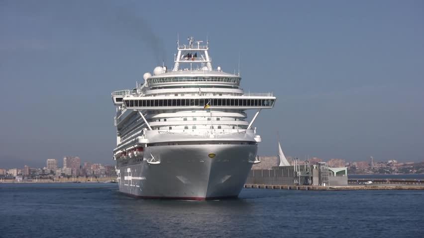 Header of cruise