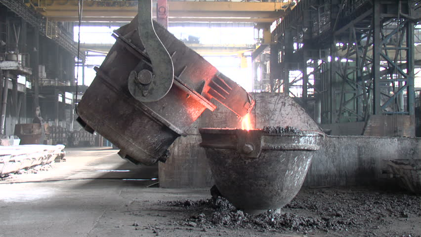 Metallurgy / Ferroalloys processing plant.