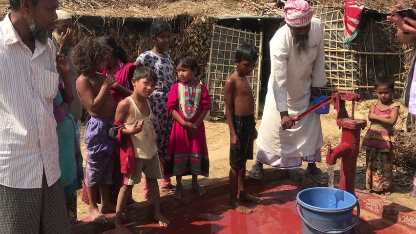 Teknaf, Bangladesh - April 1, Stock Footage Video (100% Royalty-free)  27655216 | Shutterstock