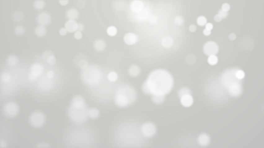 Moving White Abstract Particles Background #27777166