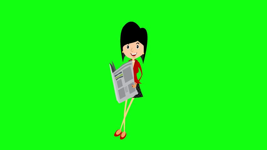 Header of newspaper