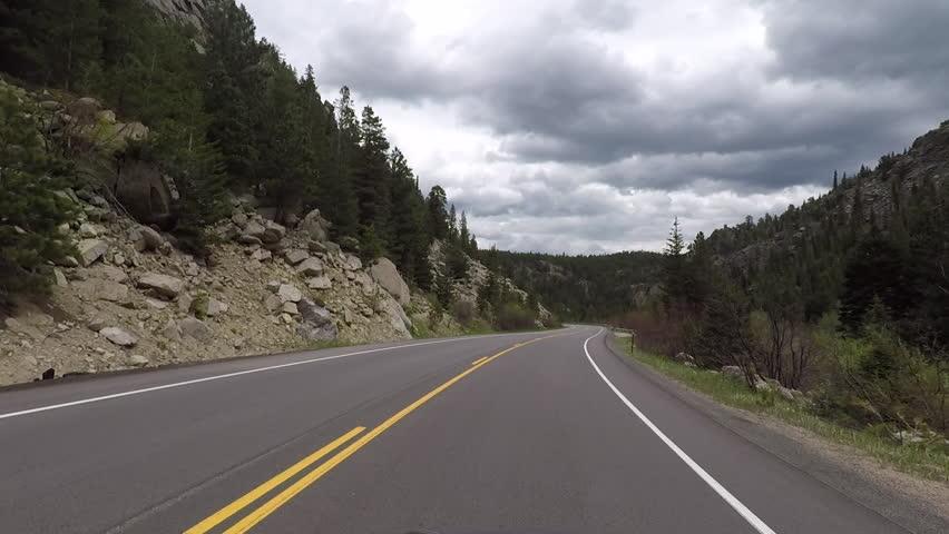 Estes, Park - Colorado - Stock Footage Video (100% Royalty-free) 27998536 |  Shutterstock