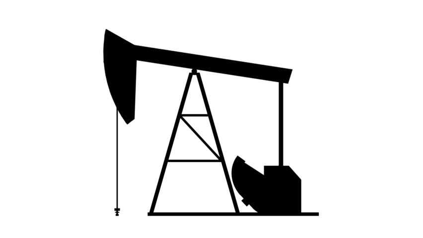 An Hd Clip Of An Animated Oil Pump Perfect And Seamless