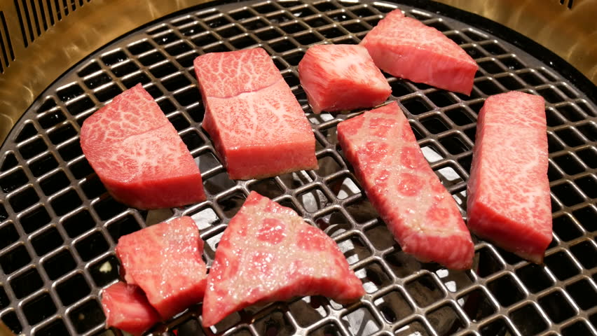 ebd1a902affc Cooking Grilled Hida Beef