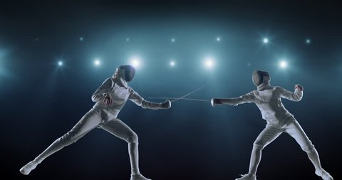 Fencing Stock Video Footage 4k And Hd Video Clips