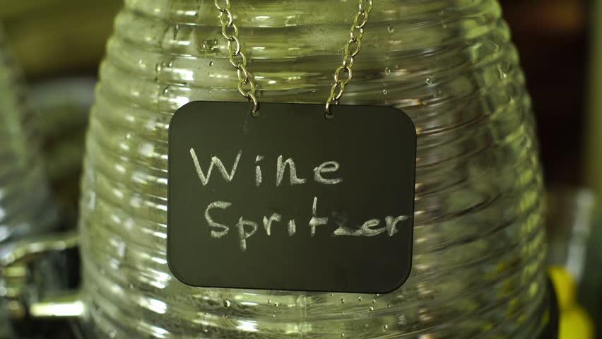 Header of spritzer